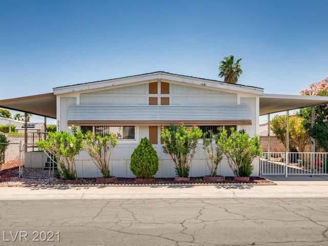 3630 Gulf Shores Drive, Las Vegas, NV 89122 (MLS #2303987) :: Jack Greenberg Group