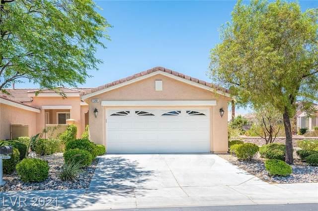 5261 Progresso Street, Las Vegas, NV 89135 (MLS #2303990) :: Jack Greenberg Group