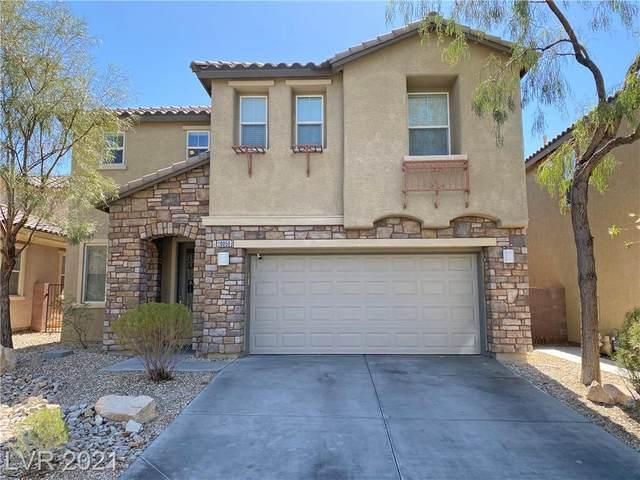 10050 Fort Pike Street, Las Vegas, NV 89178 (MLS #2303991) :: Jeffrey Sabel