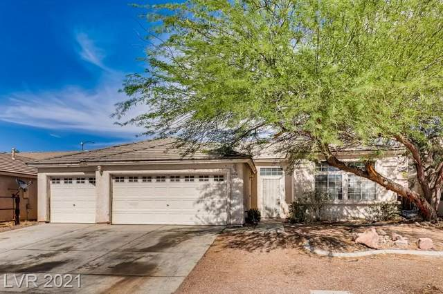 2252 Bridle Wreath Lane, Las Vegas, NV 89156 (MLS #2303997) :: Lindstrom Radcliffe Group