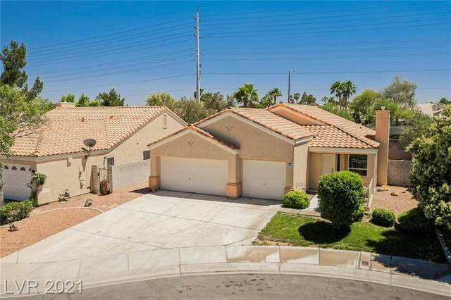 7949 Indian Cloud Avenue, Las Vegas, NV 89129 (MLS #2303999) :: Lindstrom Radcliffe Group