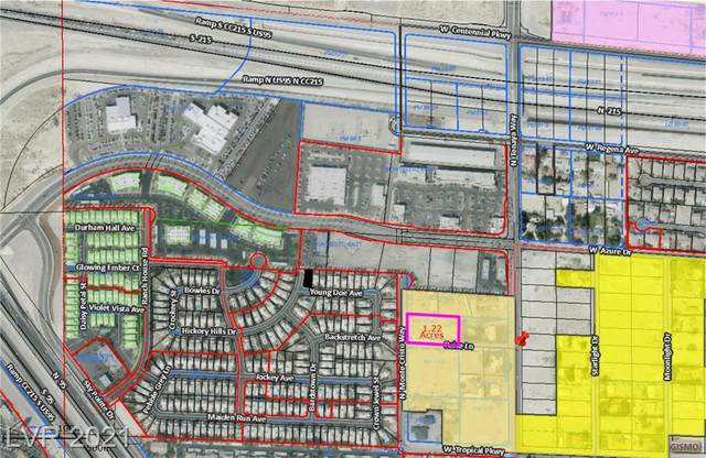 Monte Cristo, Las Vegas, NV 89130 (MLS #2304009) :: Lindstrom Radcliffe Group
