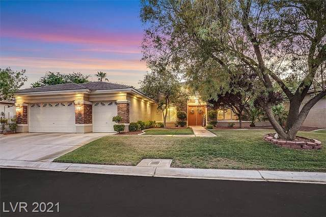 4687 Dream Catcher Avenue, Las Vegas, NV 89129 (MLS #2304018) :: Hebert Group | Realty One Group
