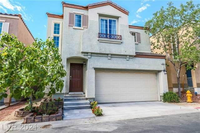 6531 Roundstone Bog Avenue, Las Vegas, NV 89139 (MLS #2304026) :: Lindstrom Radcliffe Group