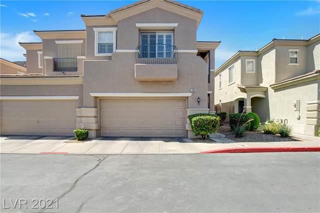 709 Principle Point Avenue, Henderson, NV 89012 (MLS #2304037) :: Signature Real Estate Group