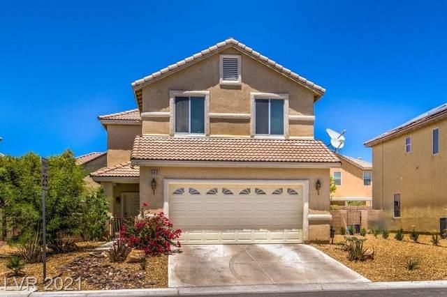 6412 Jackrabbit Run Avenue, Las Vegas, NV 89122 (MLS #2304040) :: Hebert Group | Realty One Group