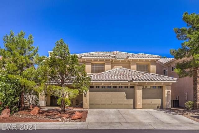 4715 Stavanger Lane, Las Vegas, NV 89147 (MLS #2304050) :: Signature Real Estate Group