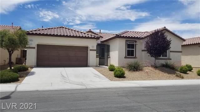 8225 Dragonfly Bush Court, North Las Vegas, NV 89085 (MLS #2304068) :: Signature Real Estate Group