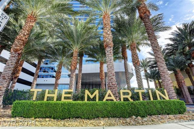 4471 Dean Martin Drive #2807, Las Vegas, NV 89103 (MLS #2304097) :: DT Real Estate