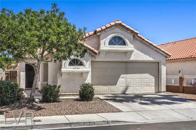 6944 Manistee Court, Las Vegas, NV 89108 (MLS #2304098) :: Lindstrom Radcliffe Group