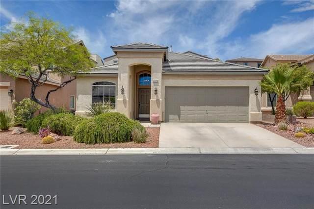 4325 Governors Hill Street, Las Vegas, NV 89129 (MLS #2304099) :: Jack Greenberg Group