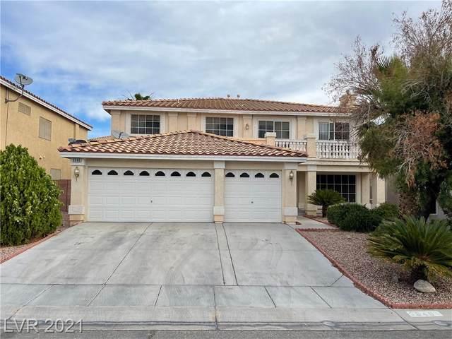 6640 Chimes Tower Avenue, Las Vegas, NV 89139 (MLS #2304102) :: Lindstrom Radcliffe Group