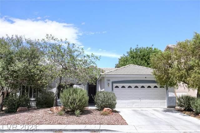 3824 Champagne Wood Drive, North Las Vegas, NV 89031 (MLS #2304107) :: Jeffrey Sabel
