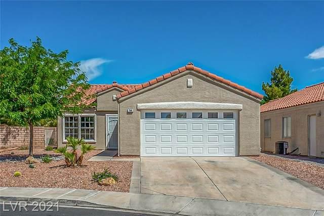 744 Moonlight Mesa Drive, Henderson, NV 89011 (MLS #2304118) :: Lindstrom Radcliffe Group