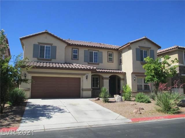 1205 Spottswood Avenue, North Las Vegas, NV 89081 (MLS #2304122) :: Signature Real Estate Group