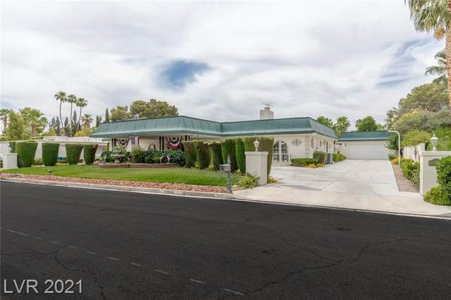 2405 Windjammer Way, Las Vegas, NV 89107 (MLS #2304129) :: Team Michele Dugan