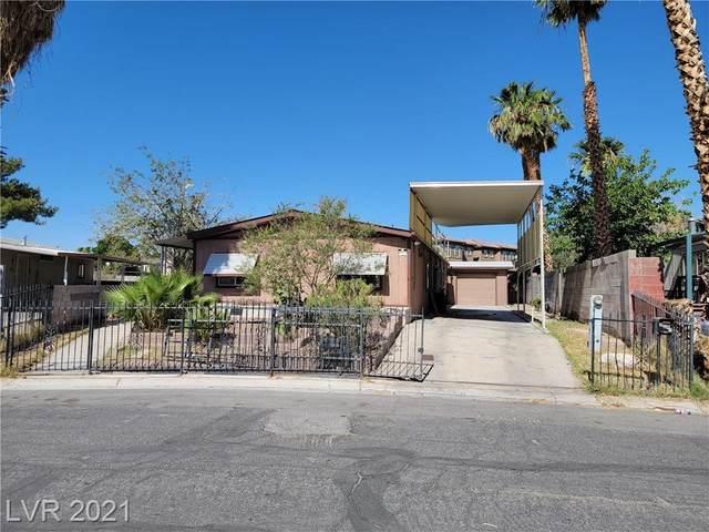 3741 Pecan Lane, Las Vegas, NV 89115 (MLS #2304132) :: Jack Greenberg Group
