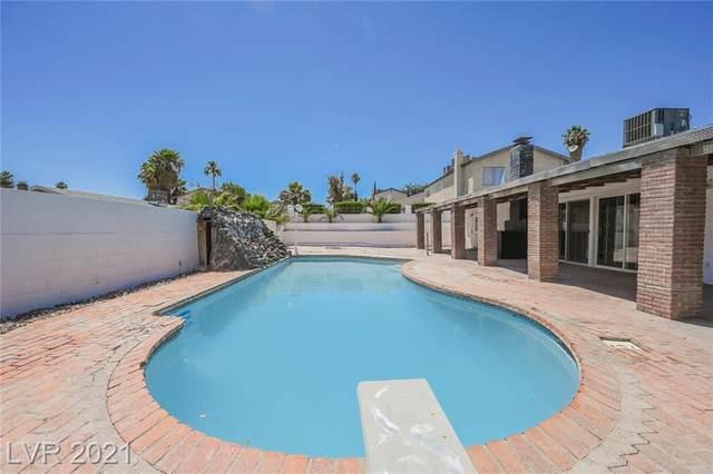 3979 Cedaredge Court, Las Vegas, NV 89120 (MLS #2304138) :: Galindo Group Real Estate