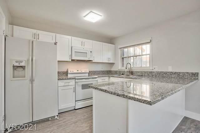 1508 Lorilyn Avenue #1, Las Vegas, NV 89119 (MLS #2304145) :: The Shear Team
