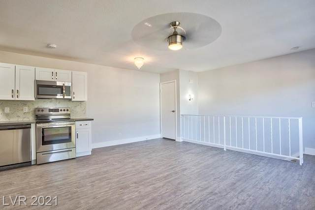1494 Dorothy Avenue #4, Las Vegas, NV 89119 (MLS #2304156) :: Hebert Group | Realty One Group