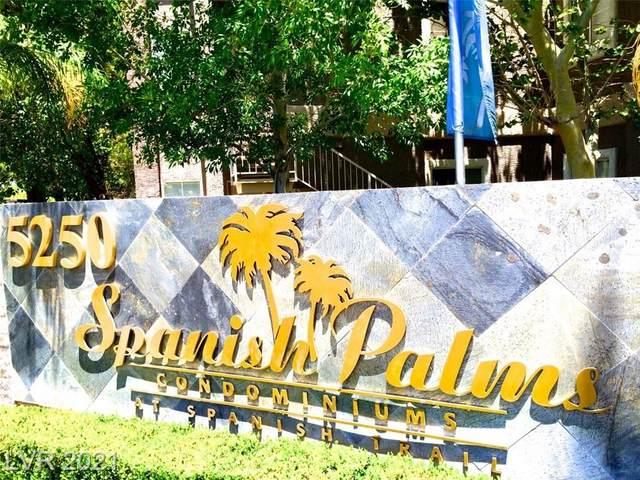 5250 S Rainbow Boulevard #2051, Las Vegas, NV 89118 (MLS #2304160) :: Jack Greenberg Group
