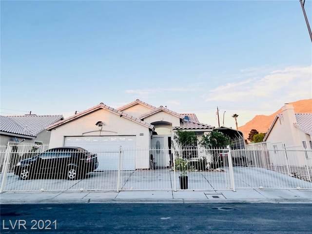 2372 Bridle Wreath Lane, Las Vegas, NV 89156 (MLS #2304168) :: Lindstrom Radcliffe Group