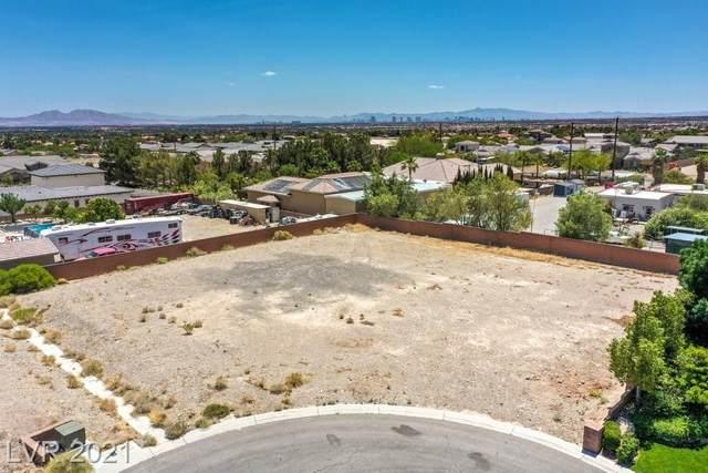 Bright Angel Way, Las Vegas, NV 89149 (MLS #2304169) :: Lindstrom Radcliffe Group