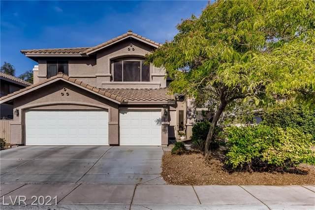 5416 Jasper Butte Street, Las Vegas, NV 89130 (MLS #2304172) :: Galindo Group Real Estate