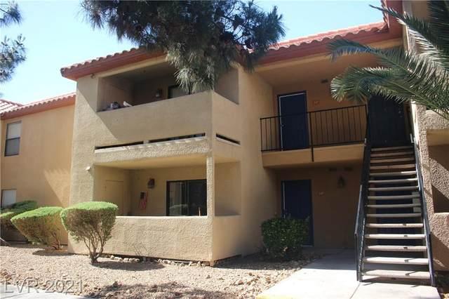 3135 S Mojave Road #148, Las Vegas, NV 89121 (MLS #2304175) :: Vestuto Realty Group