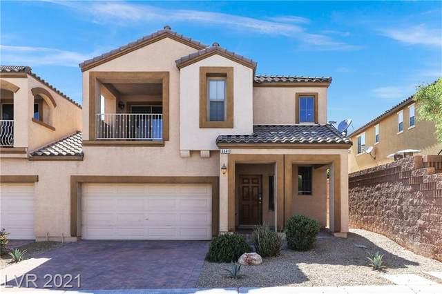 6341 Pageant Street, North Las Vegas, NV 89031 (MLS #2304176) :: Jack Greenberg Group