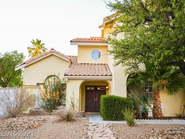 1116 Hollowbluff Avenue, North Las Vegas, NV 89031 (MLS #2304181) :: Hebert Group | Realty One Group