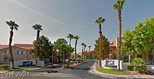 1575 W Warm Springs Road #1123, Henderson, NV 89014 (MLS #2304191) :: Hebert Group | Realty One Group