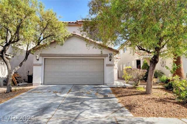 6335 W Eldorado Lane, Las Vegas, NV 89139 (MLS #2304207) :: Signature Real Estate Group