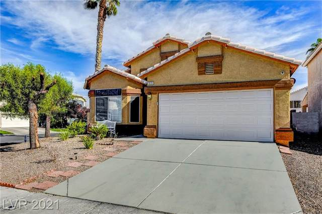 1519 Woodward Heights Way, North Las Vegas, NV 89032 (MLS #2304209) :: Jack Greenberg Group