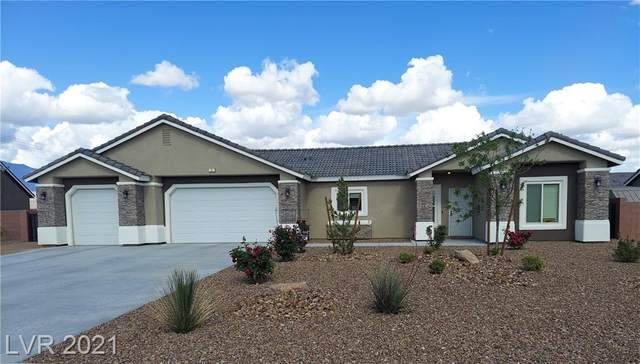 31 Weeping Willow Court, Pahrump, NV 89048 (MLS #2304227) :: Signature Real Estate Group