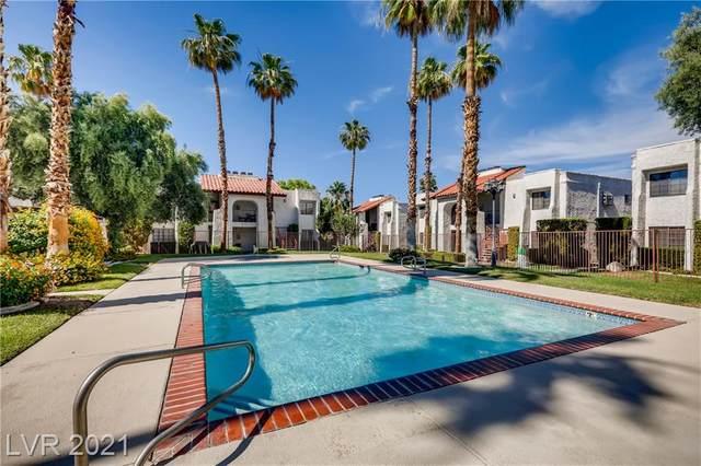5105 Eldora Avenue #1, Las Vegas, NV 89146 (MLS #2304232) :: Jack Greenberg Group