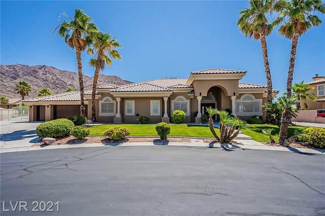 66 Donna Celina Street, Las Vegas, NV 89110 (MLS #2304236) :: Lindstrom Radcliffe Group