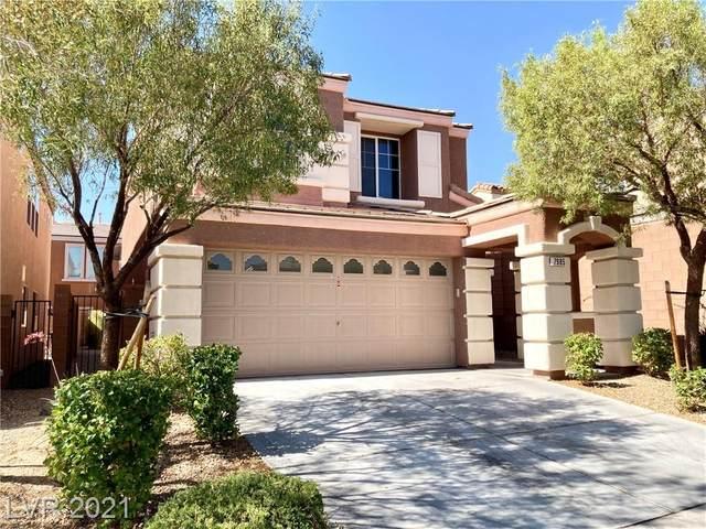7985 Valladolid Avenue, Las Vegas, NV 89178 (MLS #2304238) :: Team Michele Dugan