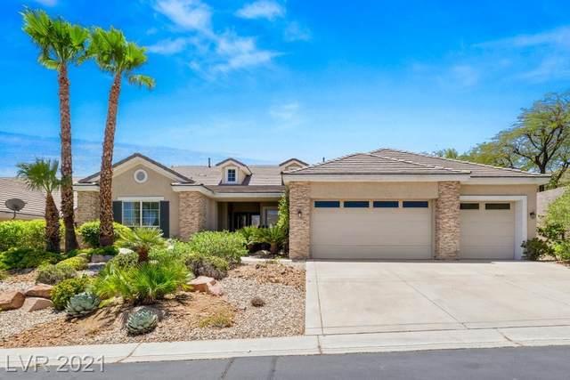 10801 Elm Ridge Avenue, Las Vegas, NV 89144 (MLS #2304248) :: Signature Real Estate Group