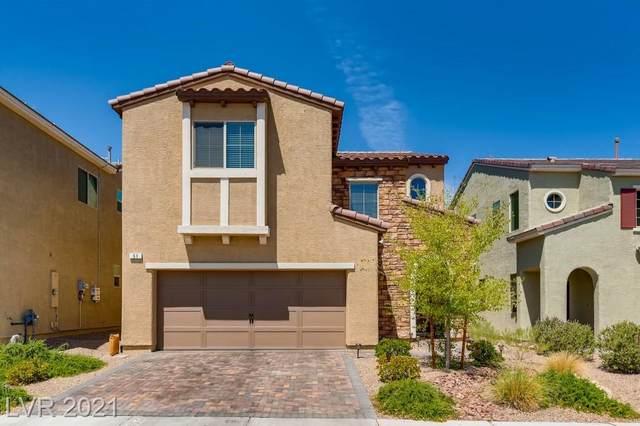 51 Greenpoint View Street, Las Vegas, NV 89148 (MLS #2304253) :: Jeffrey Sabel