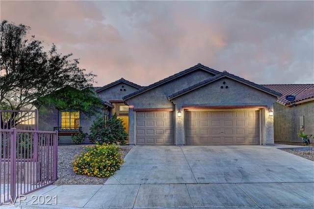 1004 New Creek Avenue, Henderson, NV 89015 (MLS #2304257) :: Custom Fit Real Estate Group