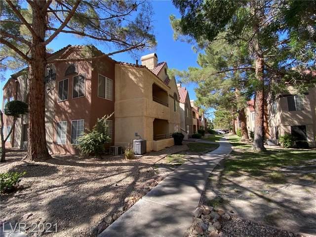 2200 S Fort Apache Road #1233, Las Vegas, NV 89117 (MLS #2304258) :: Custom Fit Real Estate Group