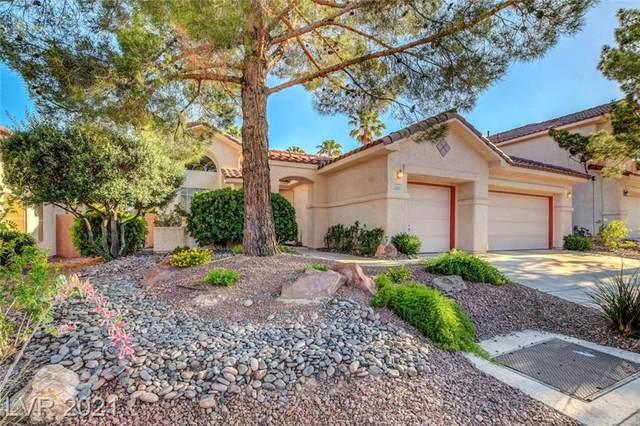 8233 Sedona Sunset Drive, Las Vegas, NV 89128 (MLS #2304290) :: Lindstrom Radcliffe Group