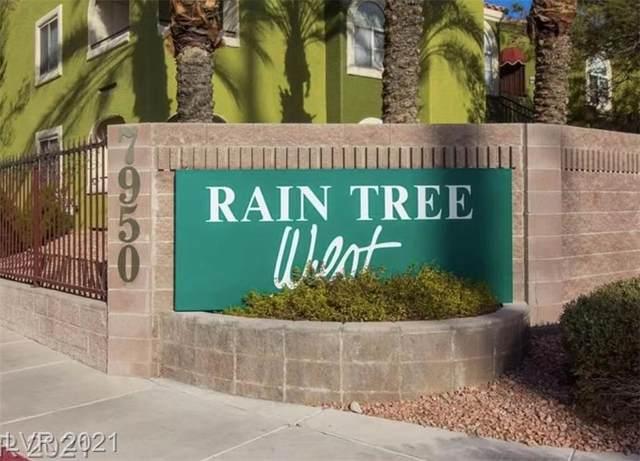 7950 W Flamingo Road #1118, Las Vegas, NV 89147 (MLS #2304301) :: Jeffrey Sabel