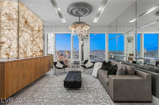 3750 Las Vegas Boulevard #4201, Las Vegas, NV 89158 (MLS #2304302) :: Hebert Group | Realty One Group