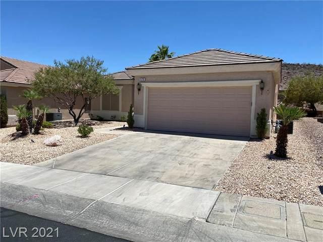570 Carmel Valley Street, Henderson, NV 89012 (MLS #2304303) :: Galindo Group Real Estate