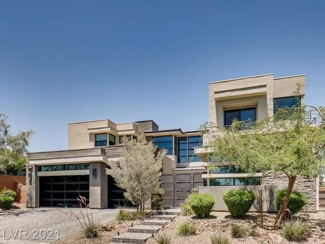 11460 Ruby Falls Way, Las Vegas, NV 89135 (MLS #2304308) :: Hebert Group | Realty One Group