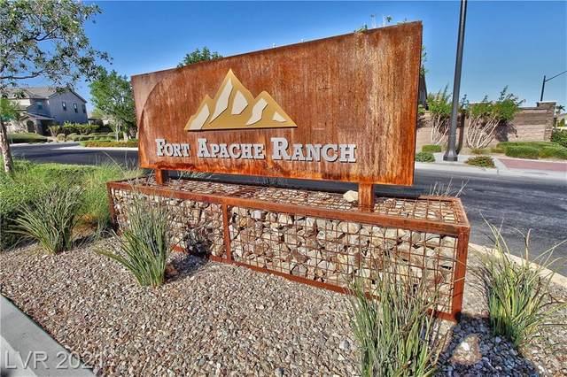 8115 Turquoise Tide Drive, Las Vegas, NV 89166 (MLS #2304312) :: Custom Fit Real Estate Group
