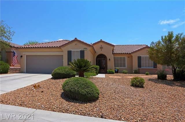 2184 Mountain City Street, Henderson, NV 89052 (MLS #2304323) :: Custom Fit Real Estate Group