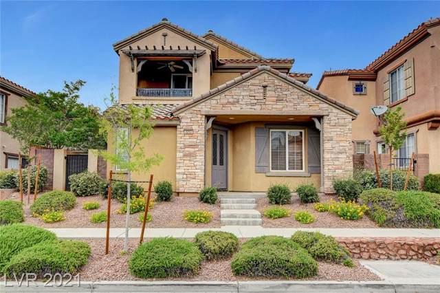 2253 Aragon Canyon Street, Las Vegas, NV 89135 (MLS #2304325) :: Jack Greenberg Group